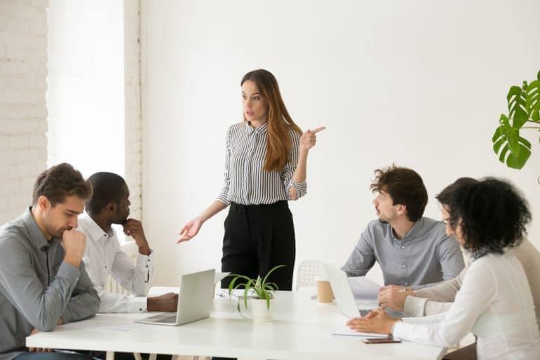 The One Reason You're Not Speaking Up In Meetings